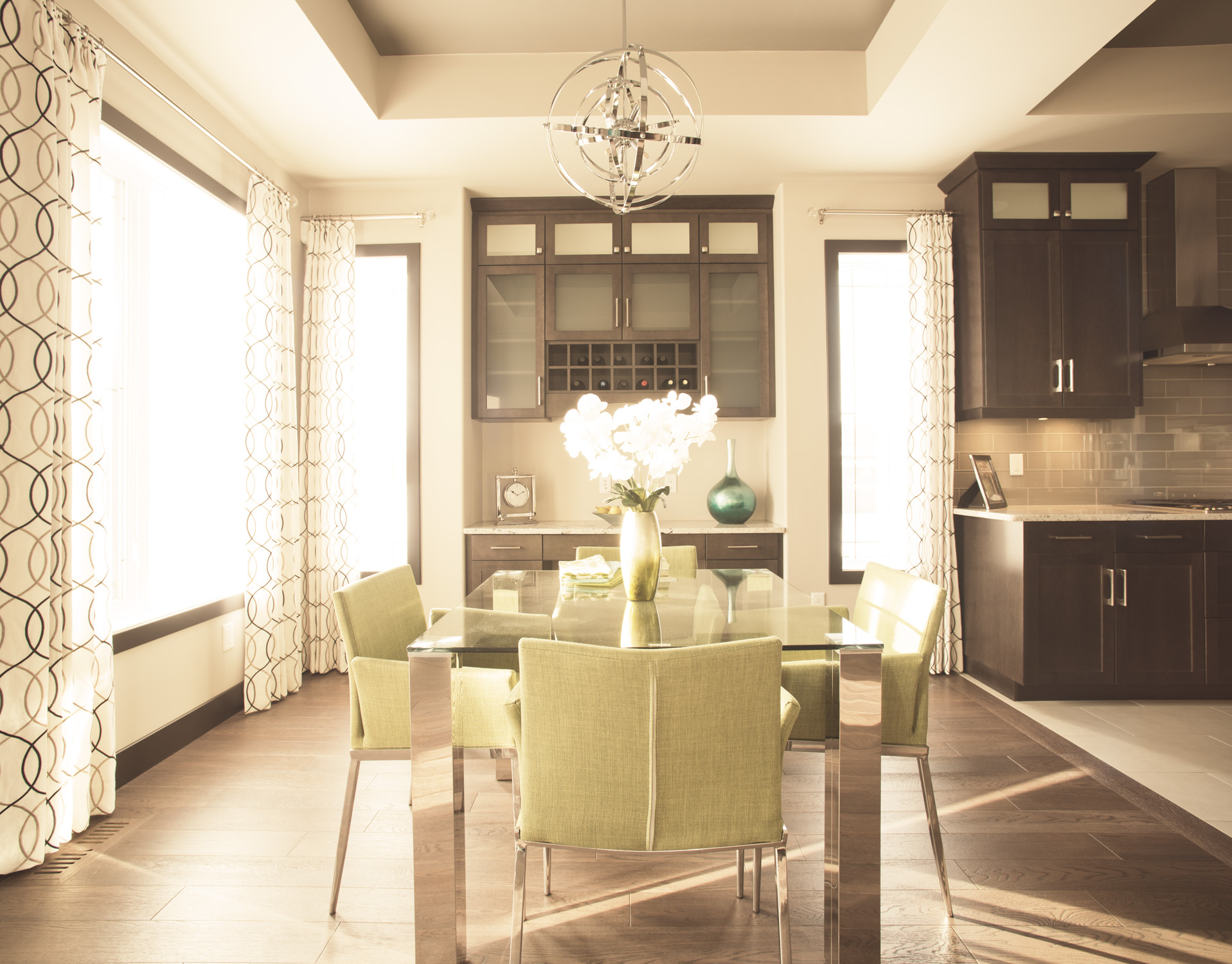 The Richmond, one of our latest show homes in Edmonton