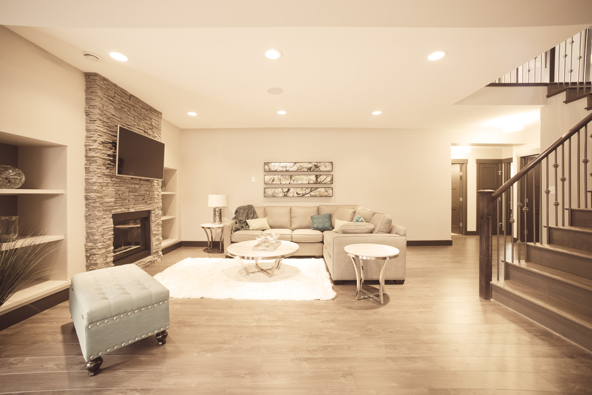 Edmonton Finished Basement