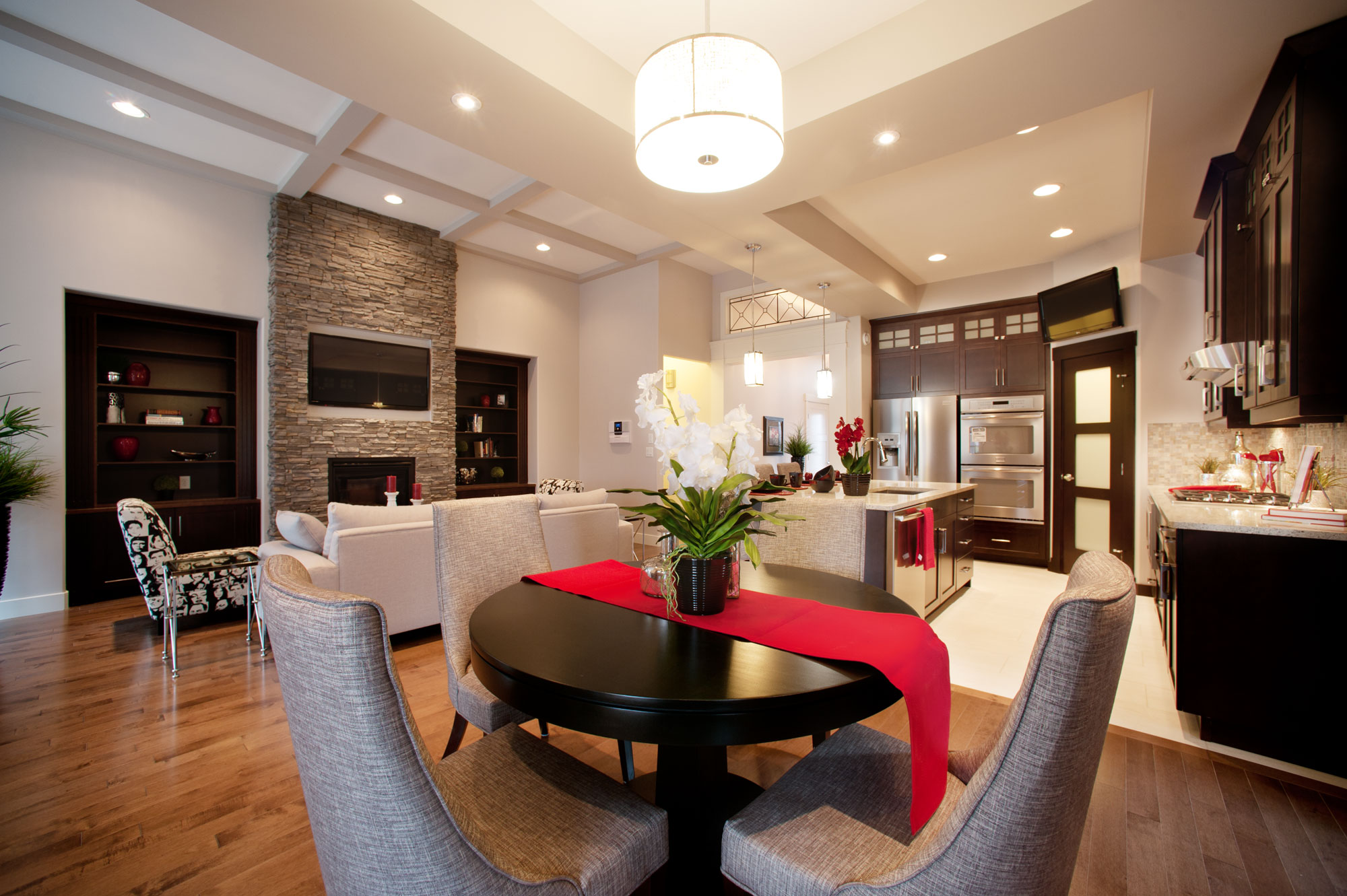 Mansion Foyer Edmonton : New homes in edmonton urbanity custom ltd